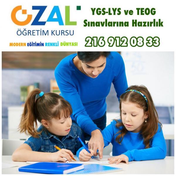 Özal Özel Öğretim Kursu TEOG Hazırlık