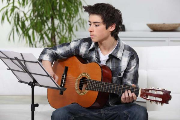 Gitar Dersleri - Sezin Sanat Müzik Okulu