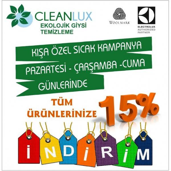 Cleanlux Kışa Özel Kampanya