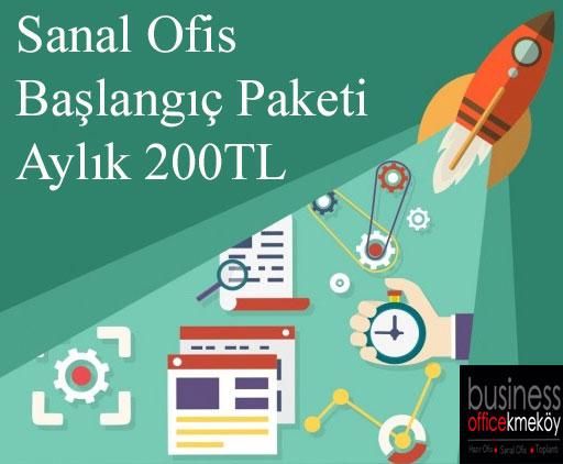 Sanal Ofis Başlangıç Paketi