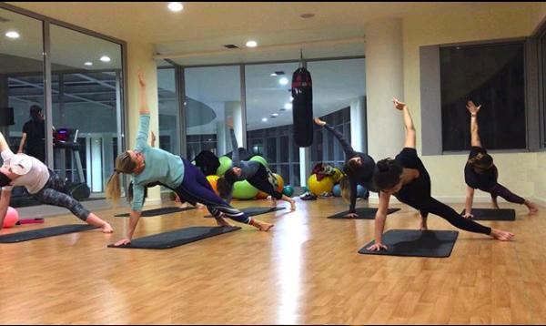 Çekmeköyde yoga dersleri