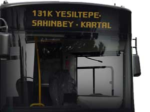 131K YEŞİLTEPE-ŞAHİNBEY - KARTAL